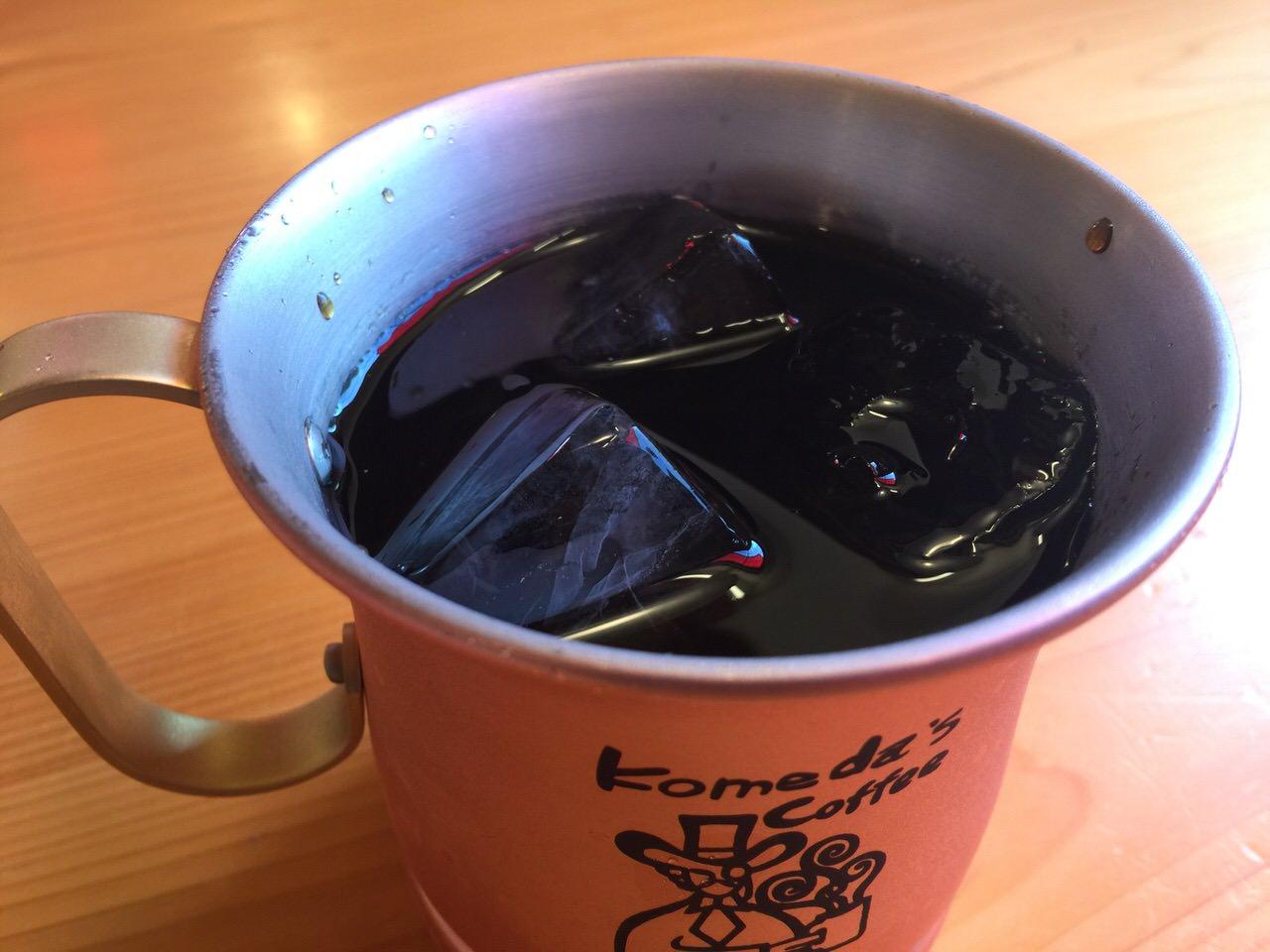 Komeda coffee 3527