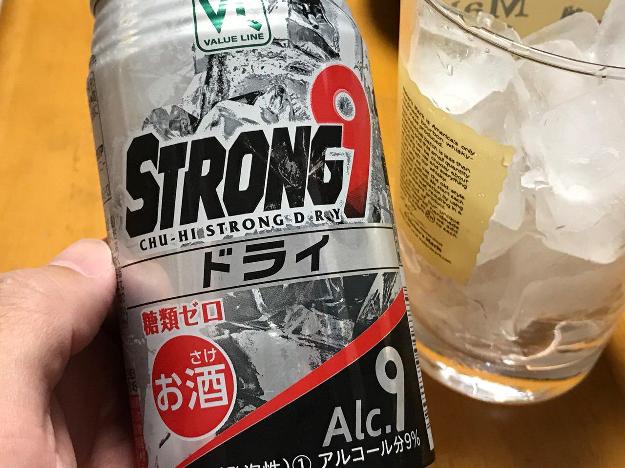 100円ローソンの缶チューハイは醸造アルコールを使用、むしろそれが美味い!
