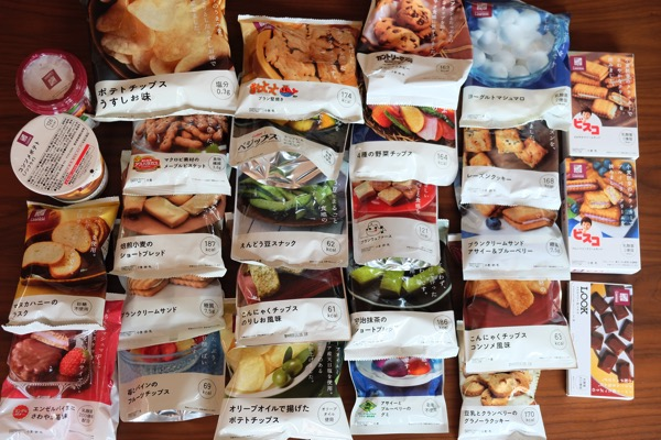 Lawson healthy snack 806
