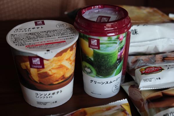 Lawson healthy snack 808