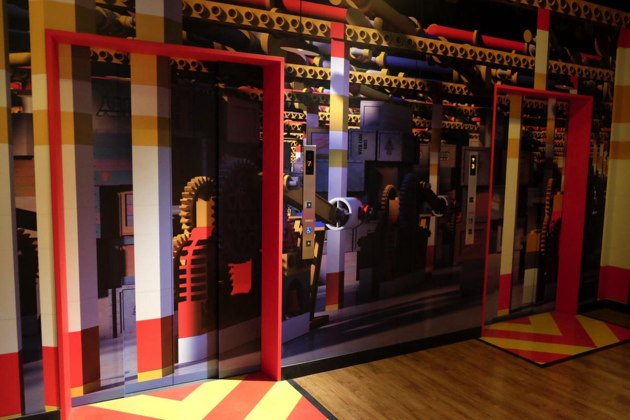 Lego land 4d 1101