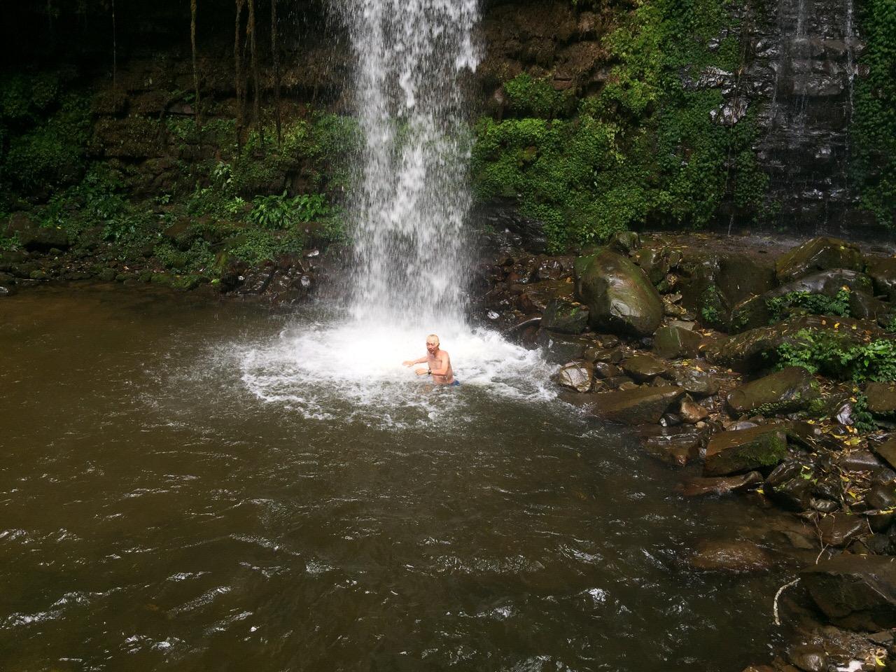 Mahua waterfall 4647