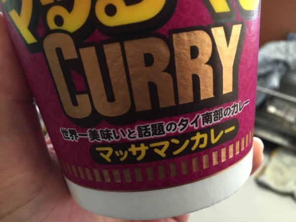Massaman curry 7020