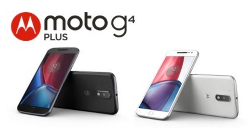 3G/LTE同時待ち受けや指紋認証に対応した「Moto G4 Plus」発表