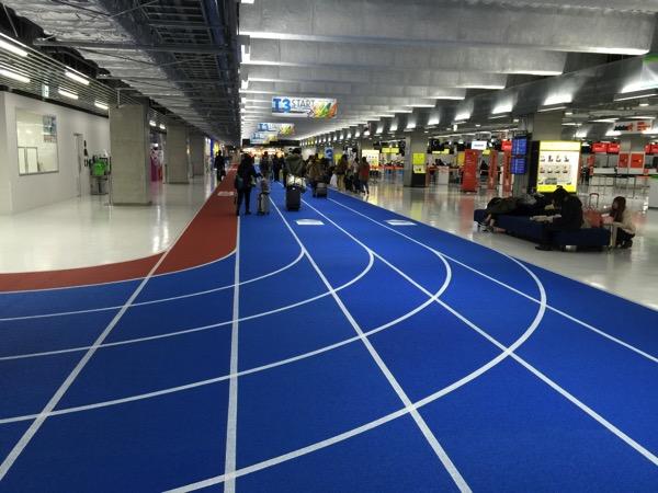 成田空港第3ターミナル 0600