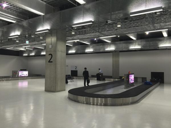 成田空港第3ターミナル 0900