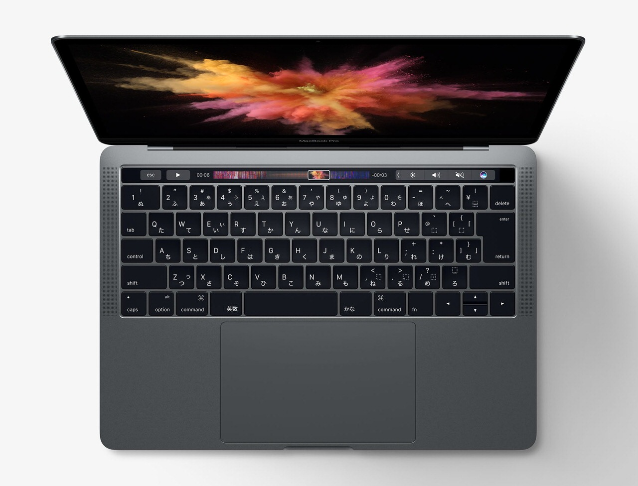 New macbook pro 1245