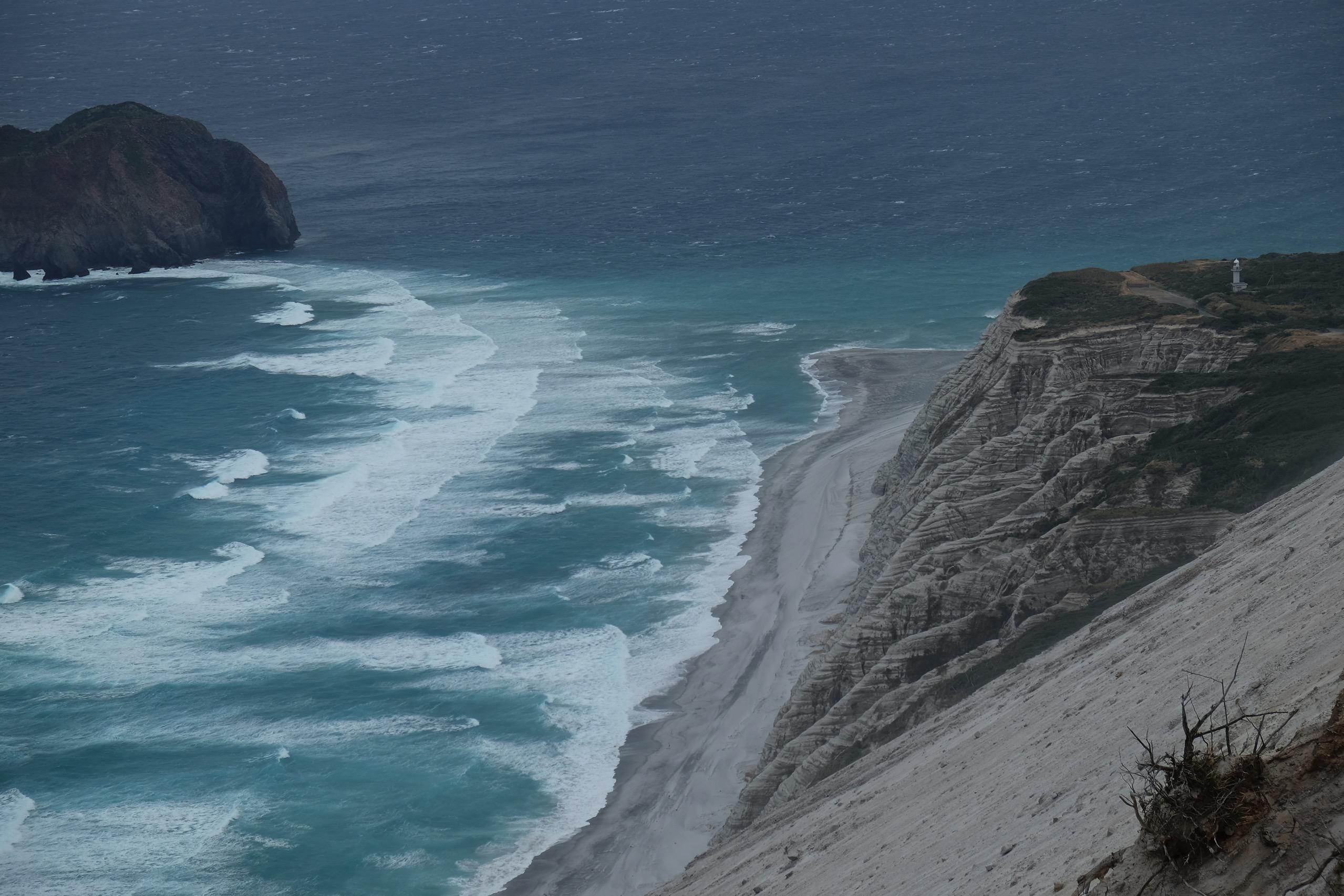 地元の人がオススメする絶景の見られる新島の秘境スポット #tokyo島旅山旅 #新島