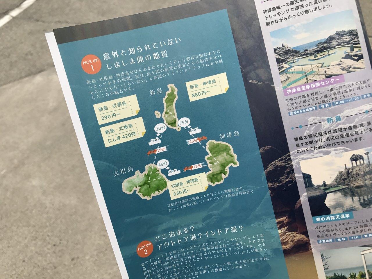 Niijima travel 2419