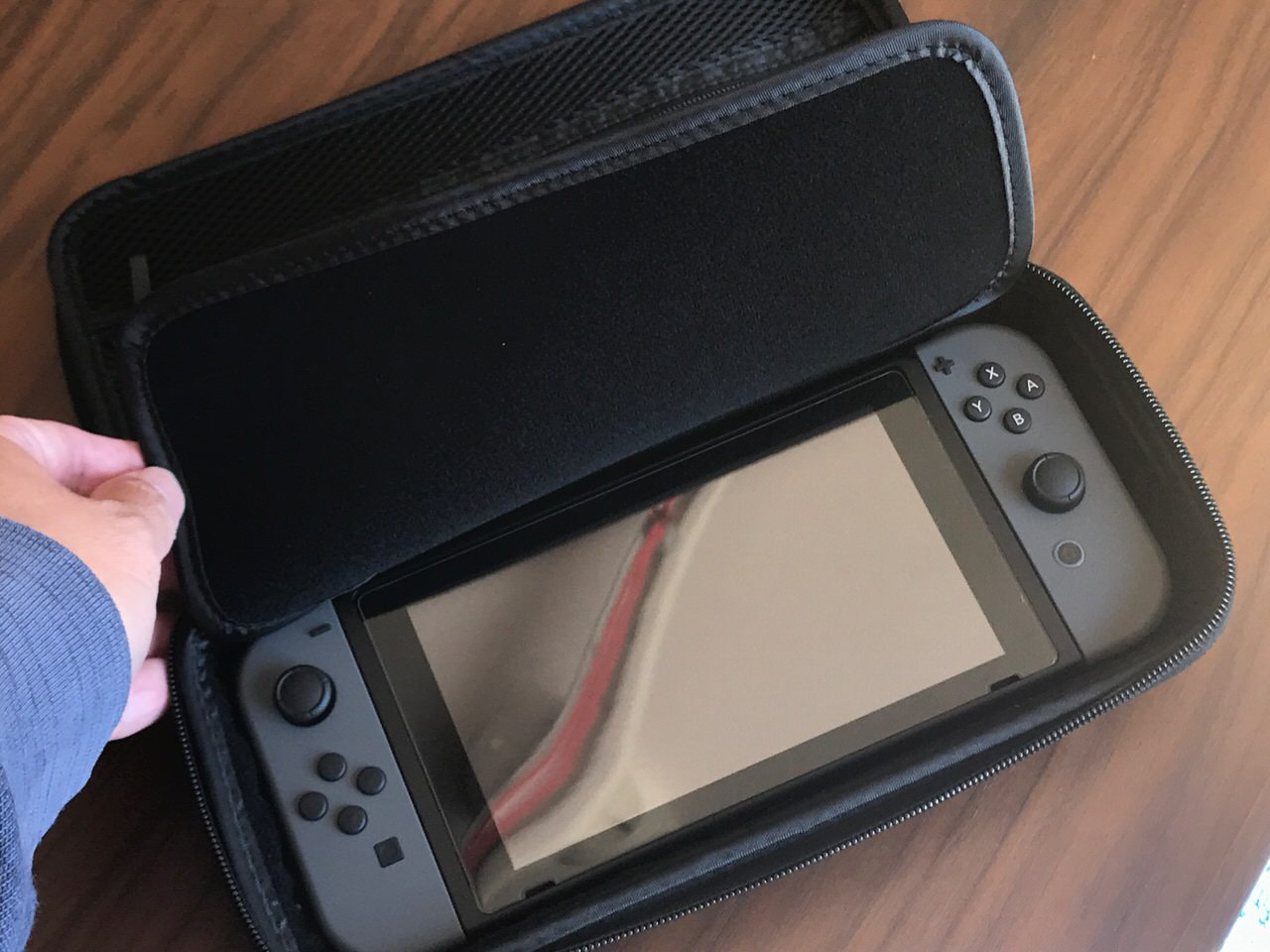 Nintendo switch setup 6798