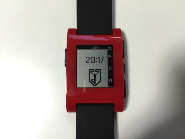 Pebble ingress timer 7276