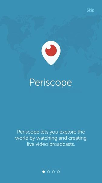 Periscope 1196