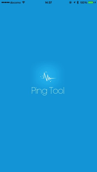 「Ping Tool」PingやTracerouteができるiPhoneアプリ