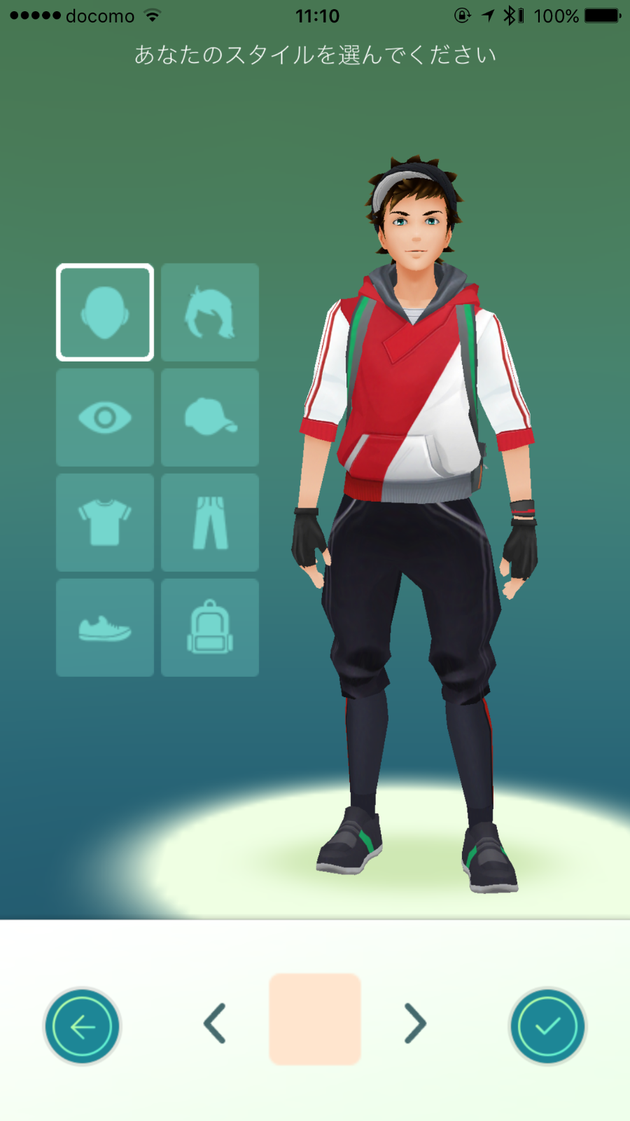 Pokemon go 407