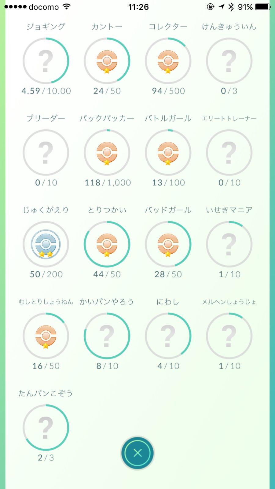 Pokemon go 460