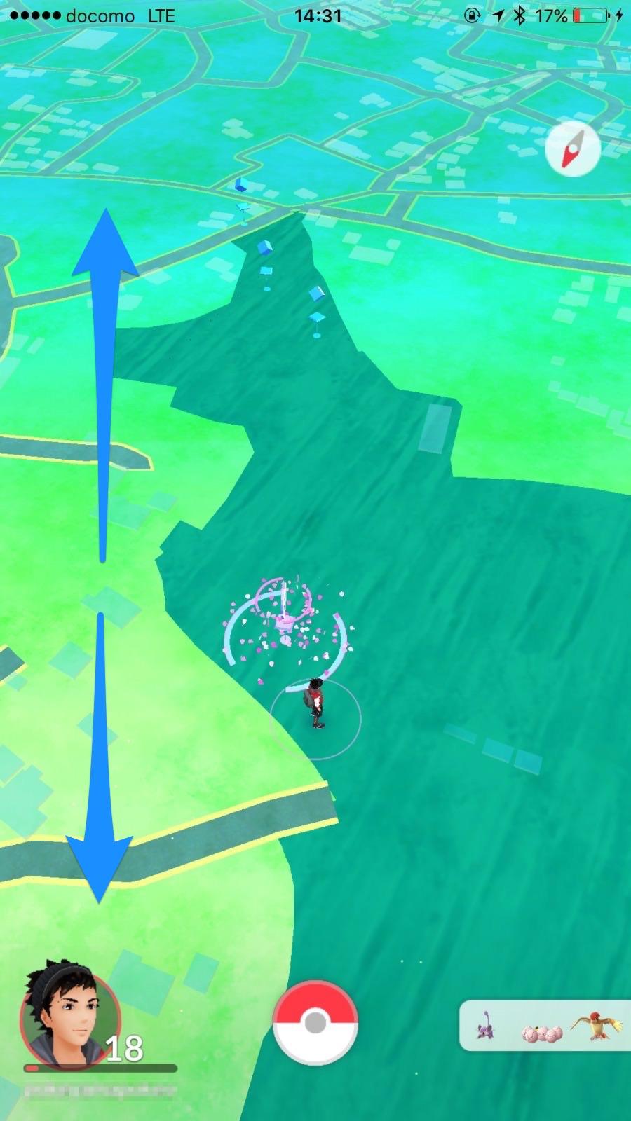 Pokemon go 6708