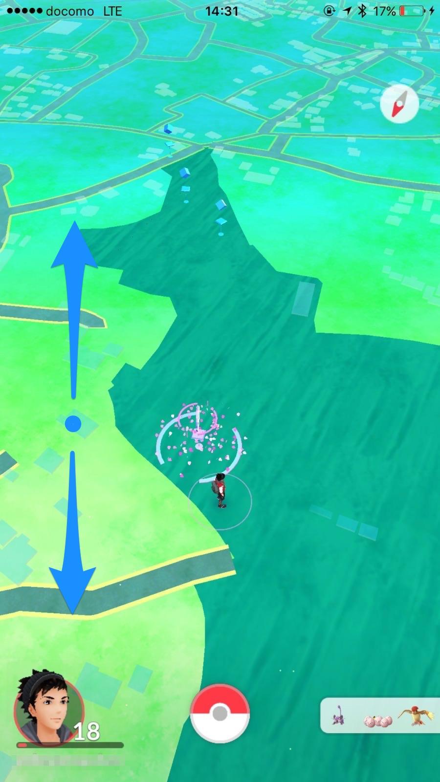 Pokemon go 67083