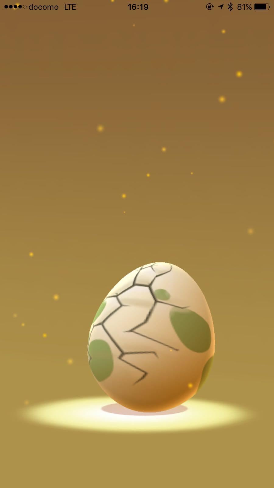 Pokemon go tamago 8359