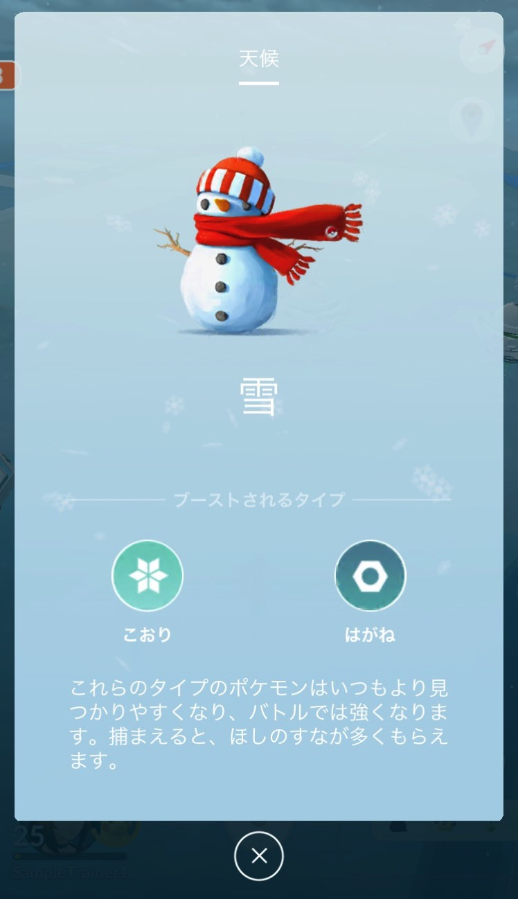 Pokemon update snow2