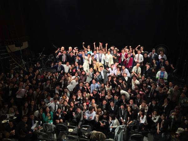 六花界・森田隼人プロデュースの日本酒イベント「The Project Japan vol.5 肉と日本酒の宴」レポート
