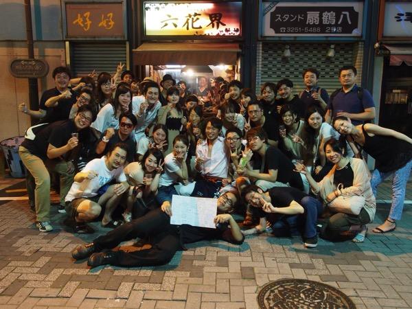 六花界・森田隼人プロデュースの日本酒イベント「The Project Japan vol.7 肉と日本酒の宴」2018年4月24日に開催