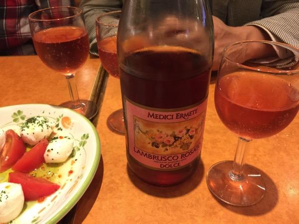 「サイゼリヤ」マグナムボトル以外のワインを注文してみた