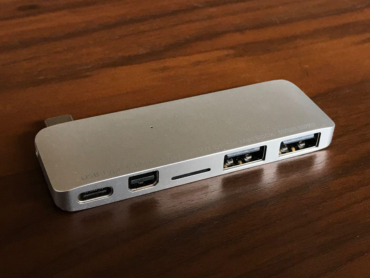 Sanwa supply macbook usb hub 9417