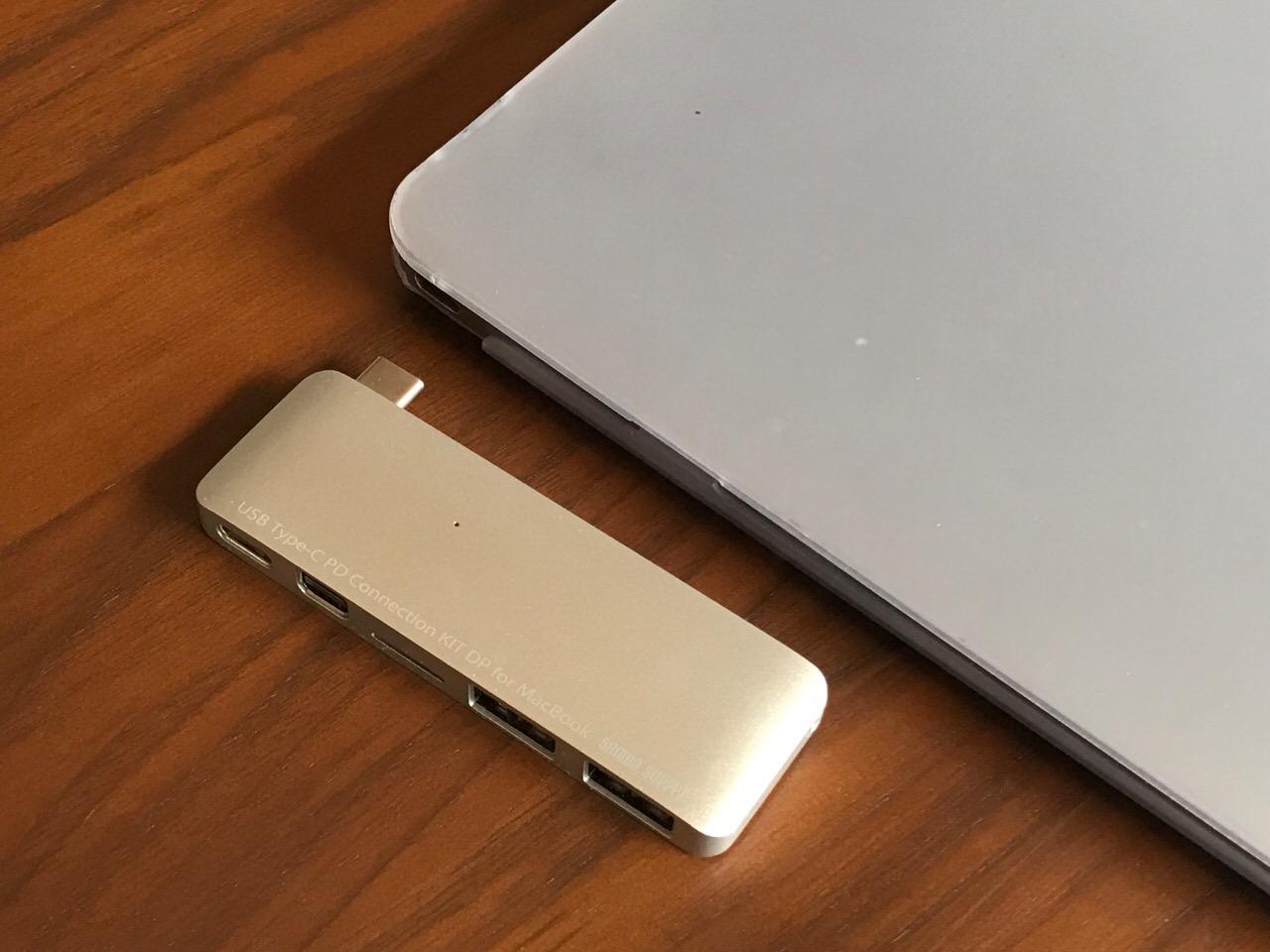 Sanwa supply macbook usb hub 9419
