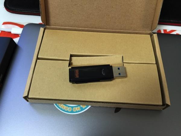 【MacBook】サンワダイレクト「USB3.0カードリーダー(ADR303BKAZ)」USB-C変換アダプターで試してみる