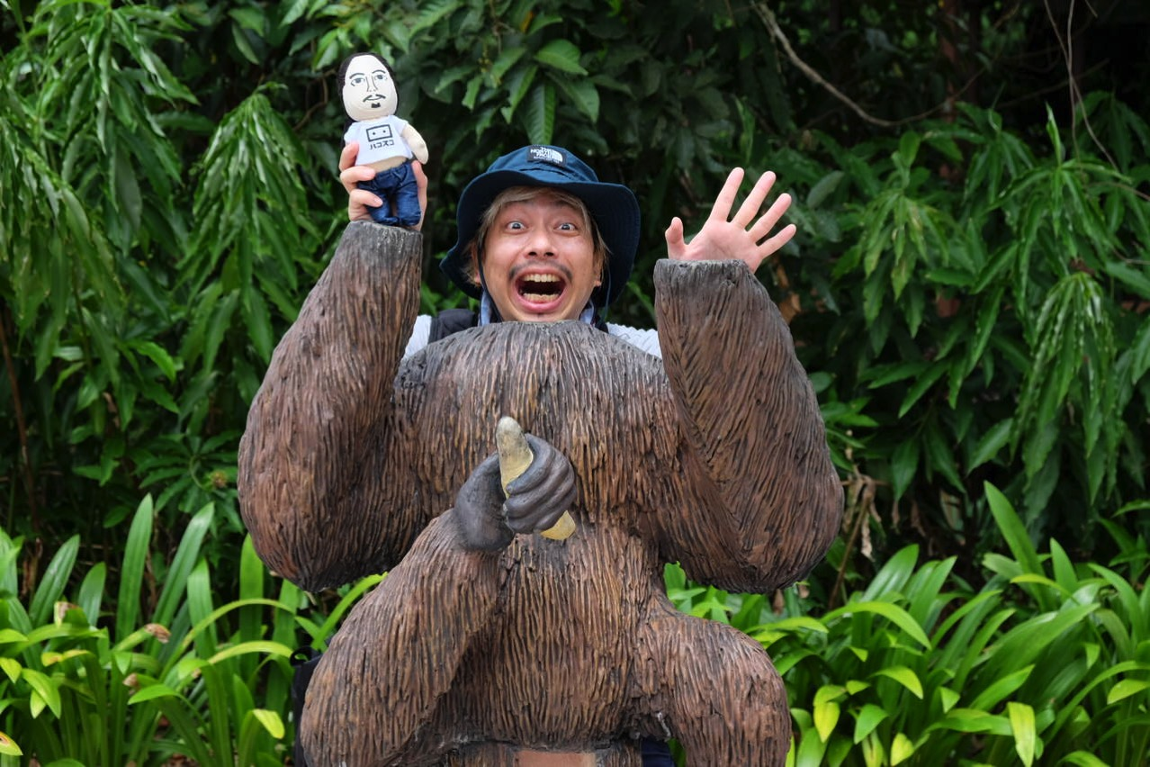 Sepilok orangutan rehabilitaion centre 9695