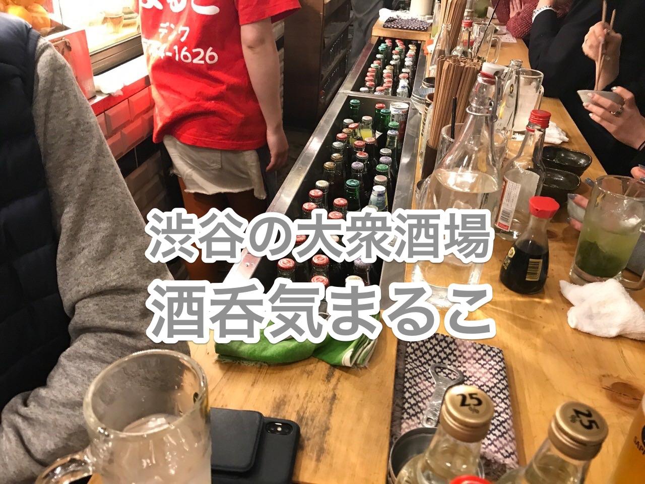 「酒呑気まるこ」テーブルに宝焼酎ボトルがドン!ドブ漬け強炭酸で呑むチューハイが美味い!