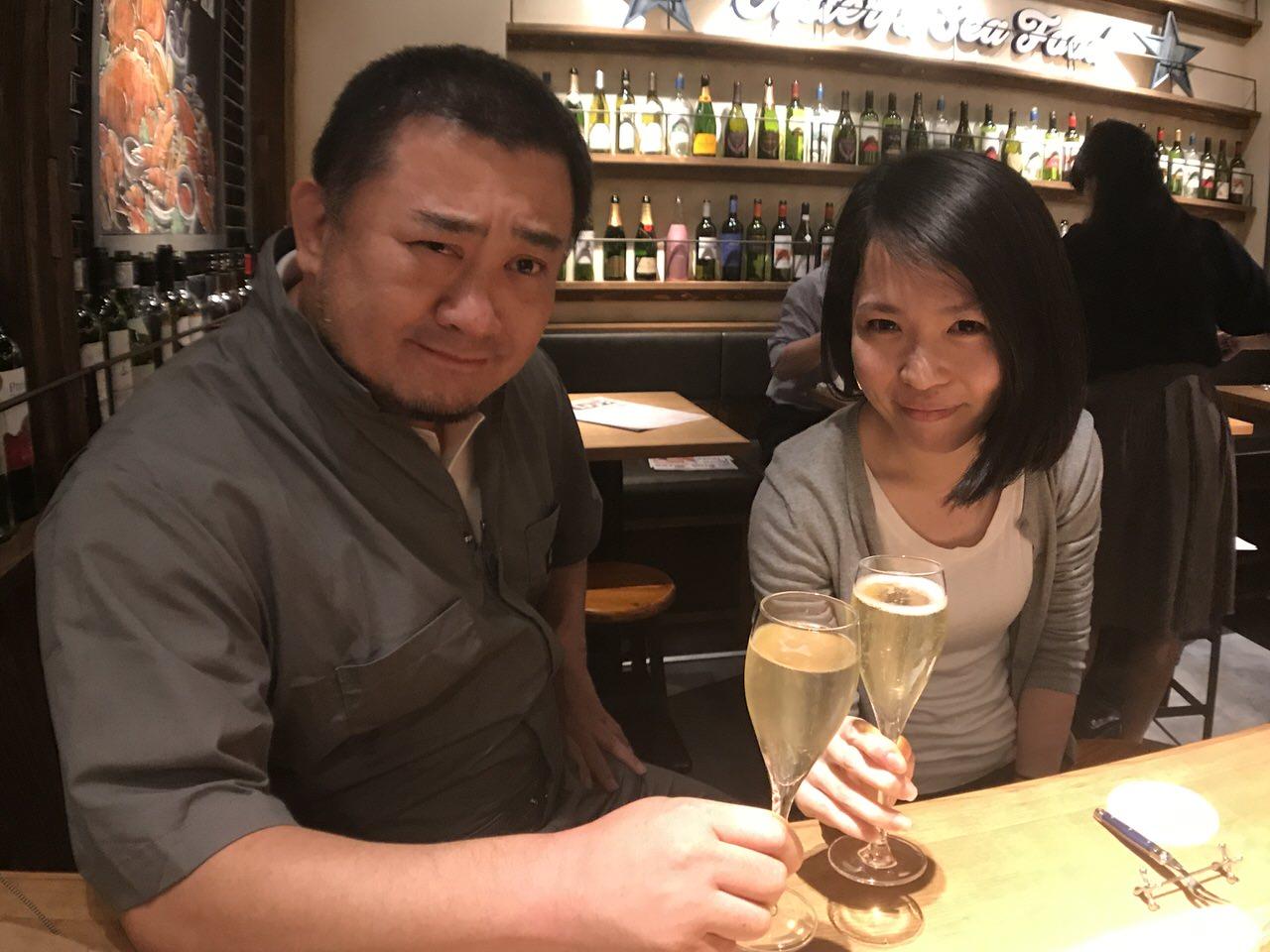 Shinjuku nishiguchi oyster bar 3206