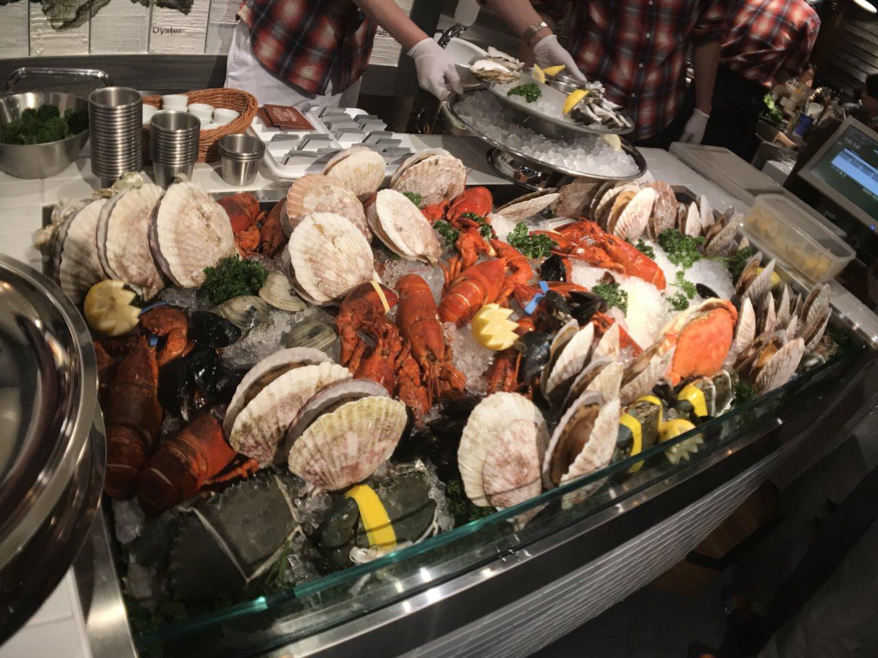 Shinjuku nishiguchi oyster bar 3210