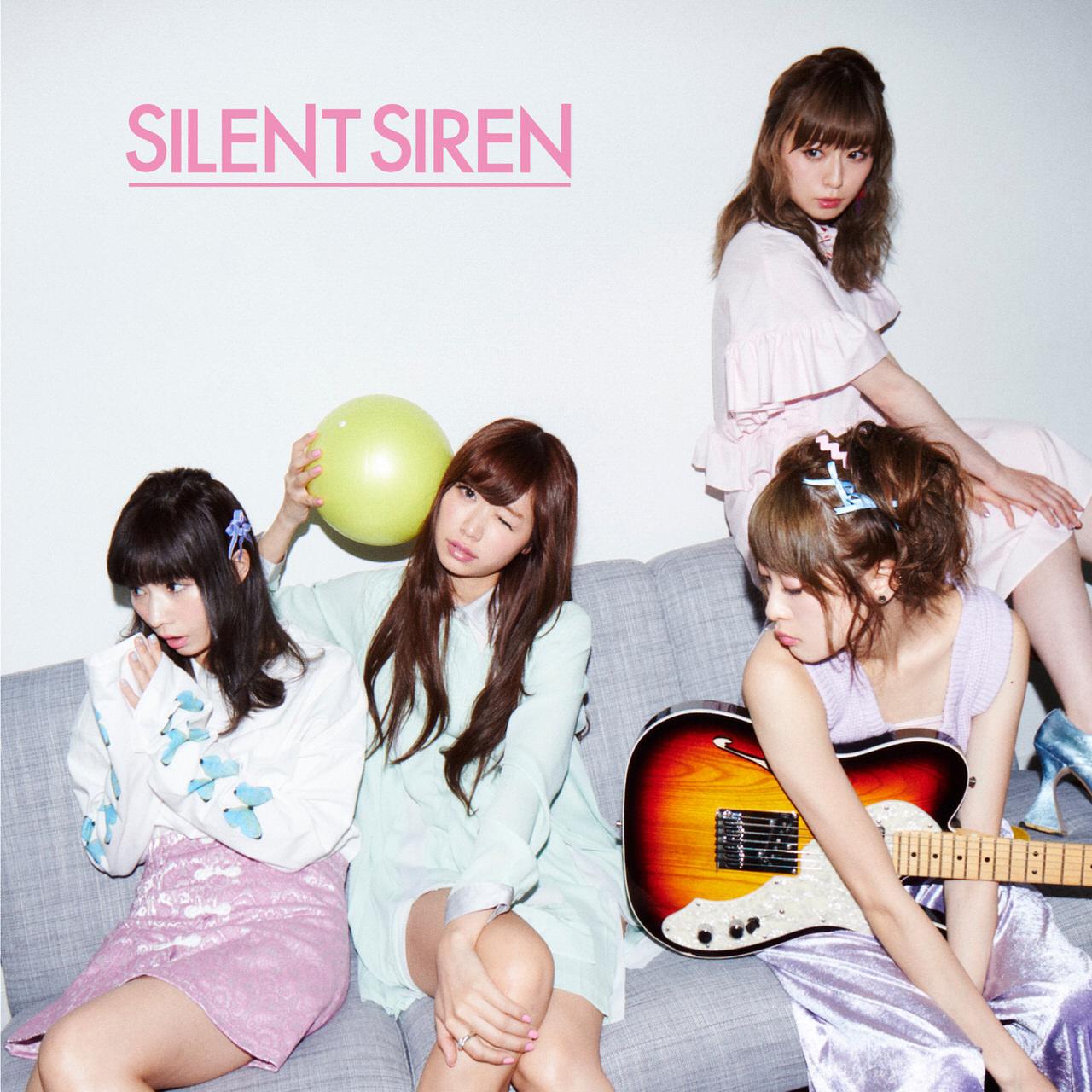 Silentsiren new song fujiyama TSU
