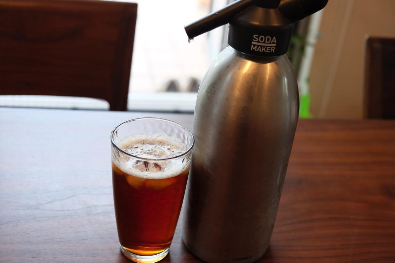Soda maker meisui 3150