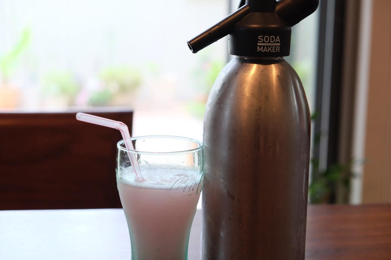 Soda maker meisui 3155