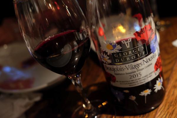 「ボジョレーヌーヴォー」解禁、渋谷で新酒を楽しんだのですが、国産ワイン「ジャパンプレミアム 新酒」も非常に良かった!