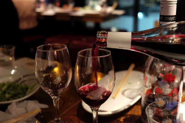 Suntory wine 294