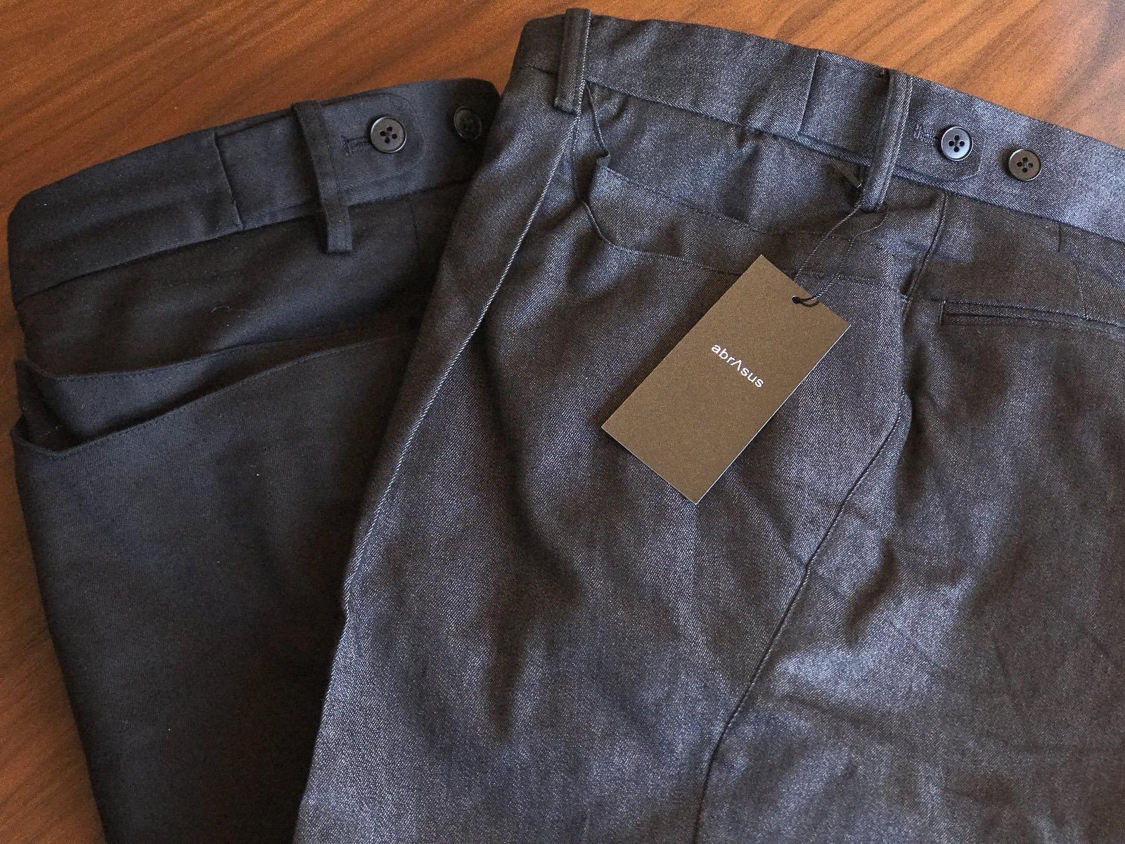 Suwaru pants 31521