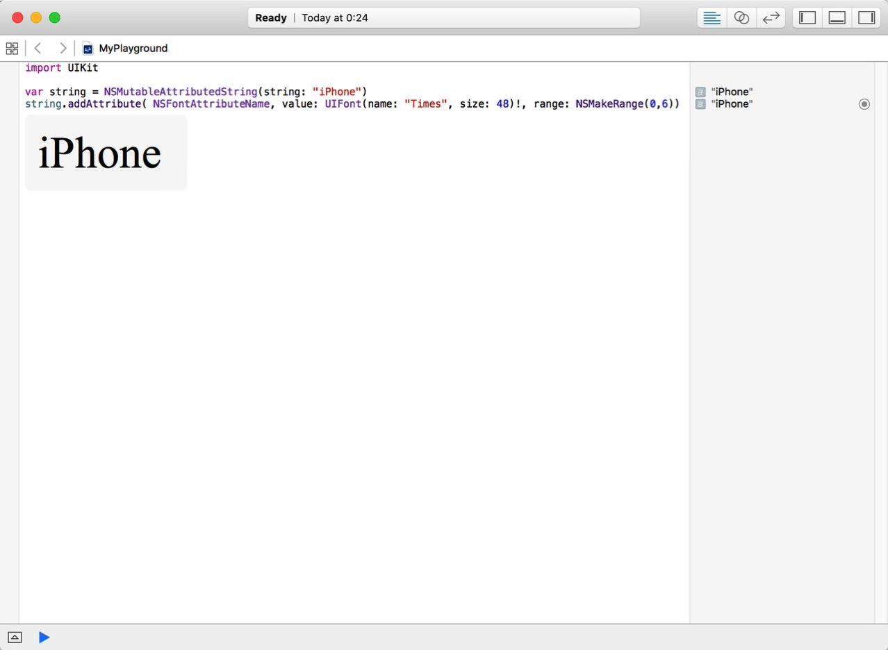 Swift programming 0024