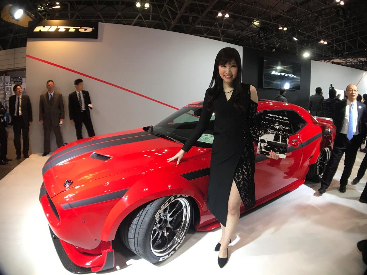 Tokyo auto salon 2018 0112121252
