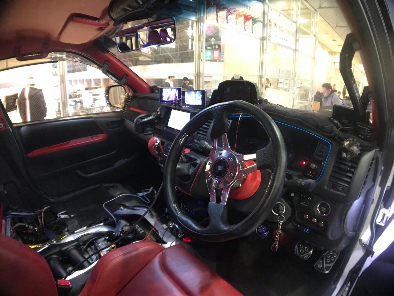 Tokyo auto salon 2018 0112163930
