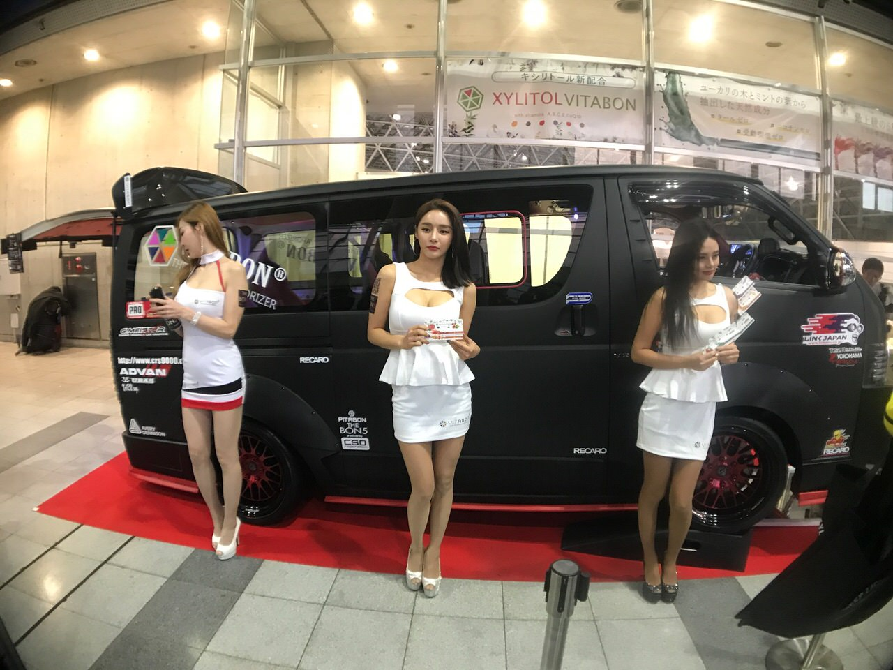 Tokyo auto salon 2018 0112164002