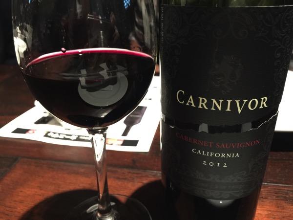 Toro black wine 6743