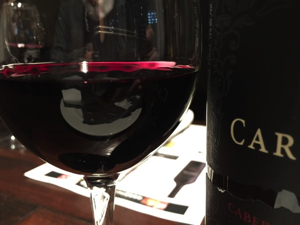 Toro black wine 6745