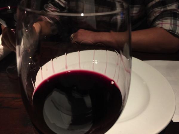 Toro black wine 6747