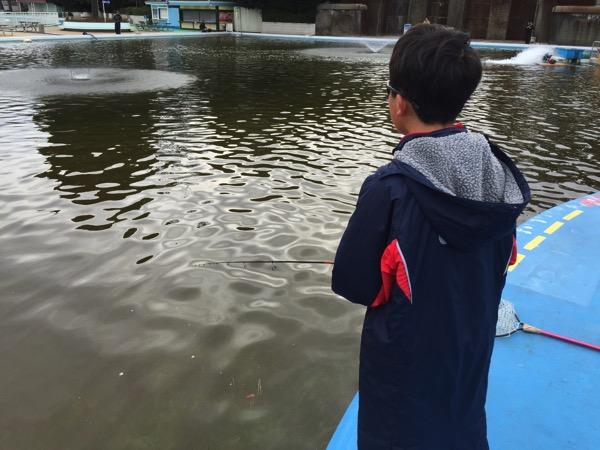 Toshimaen fishing 7421