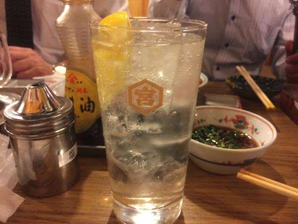新橋 鶴松 9653