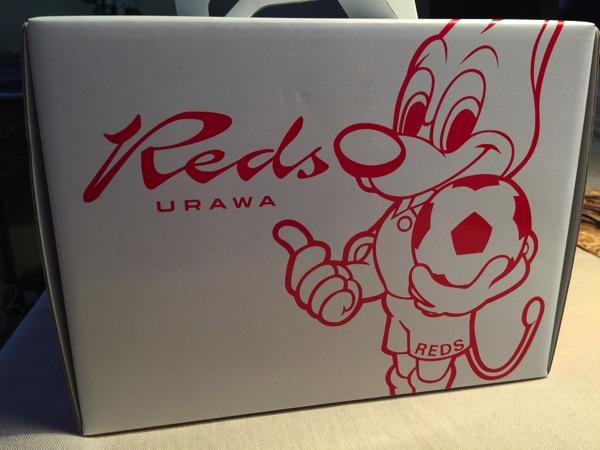 Urawa reds cake 1233