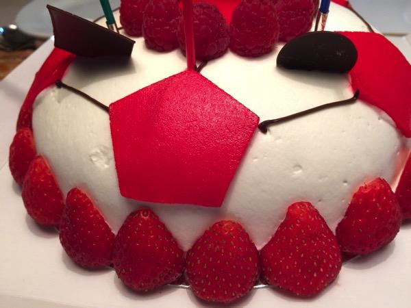 Urawa reds cake 1238
